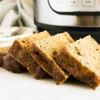 Instant Pot Banana Cake — Easy Instant Pot Cake Recipe