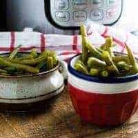 Instant Pot Green Beans Recipe