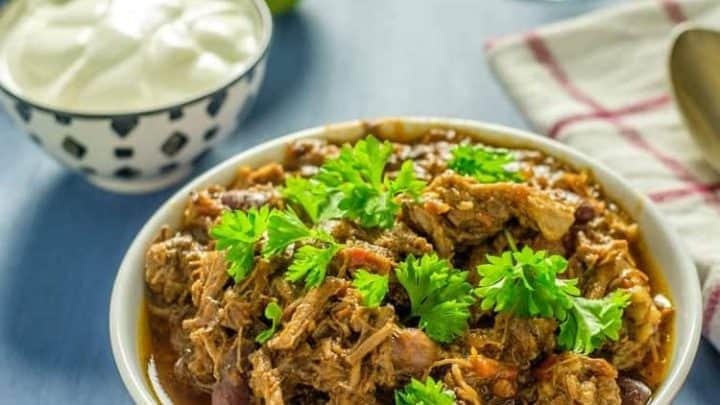 Instant Pot Pork Carnitas Recipe for Pork Carnitas Tacos