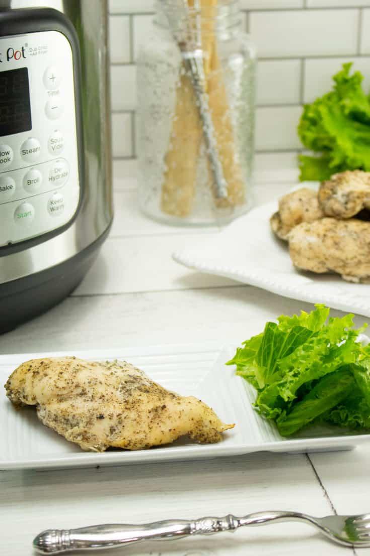 Instant Pot Chicken Breast Recipe