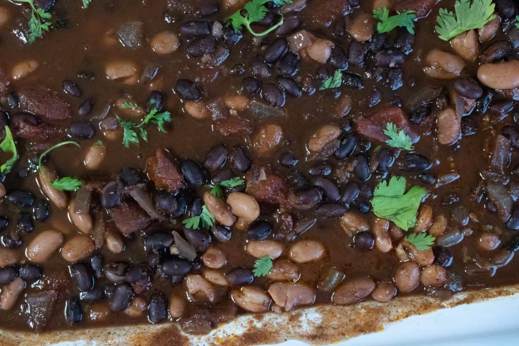 Instant Pot Ranchero Beans