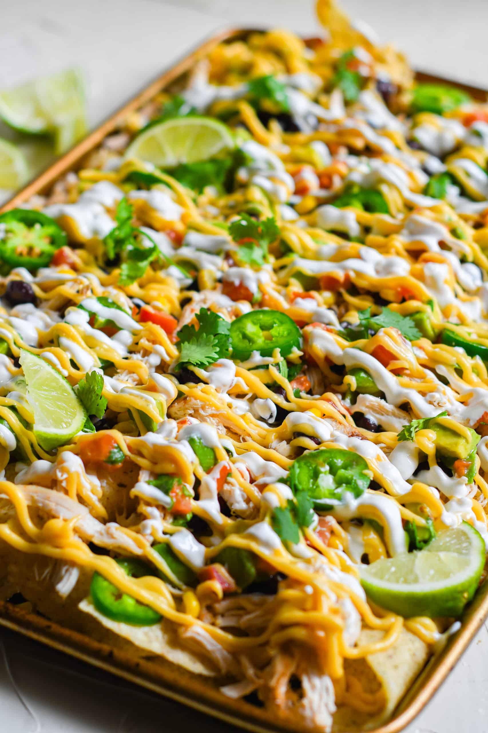 instant pot nachos