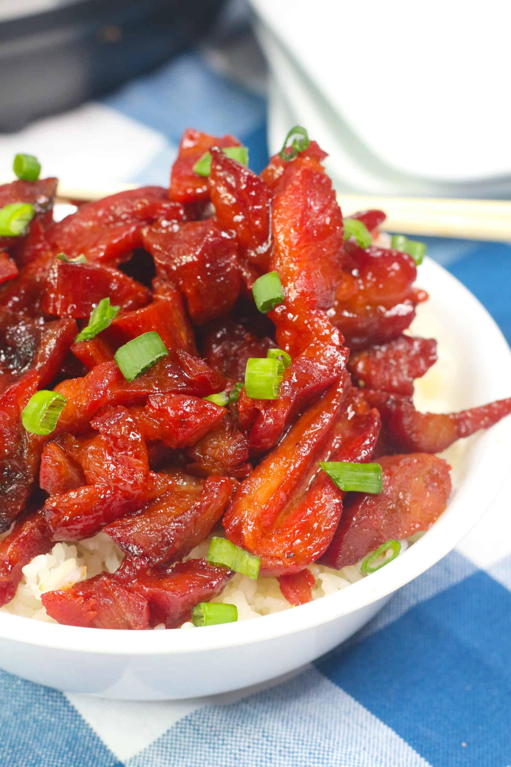 Instant Pot Chinese BBQ Pork-2