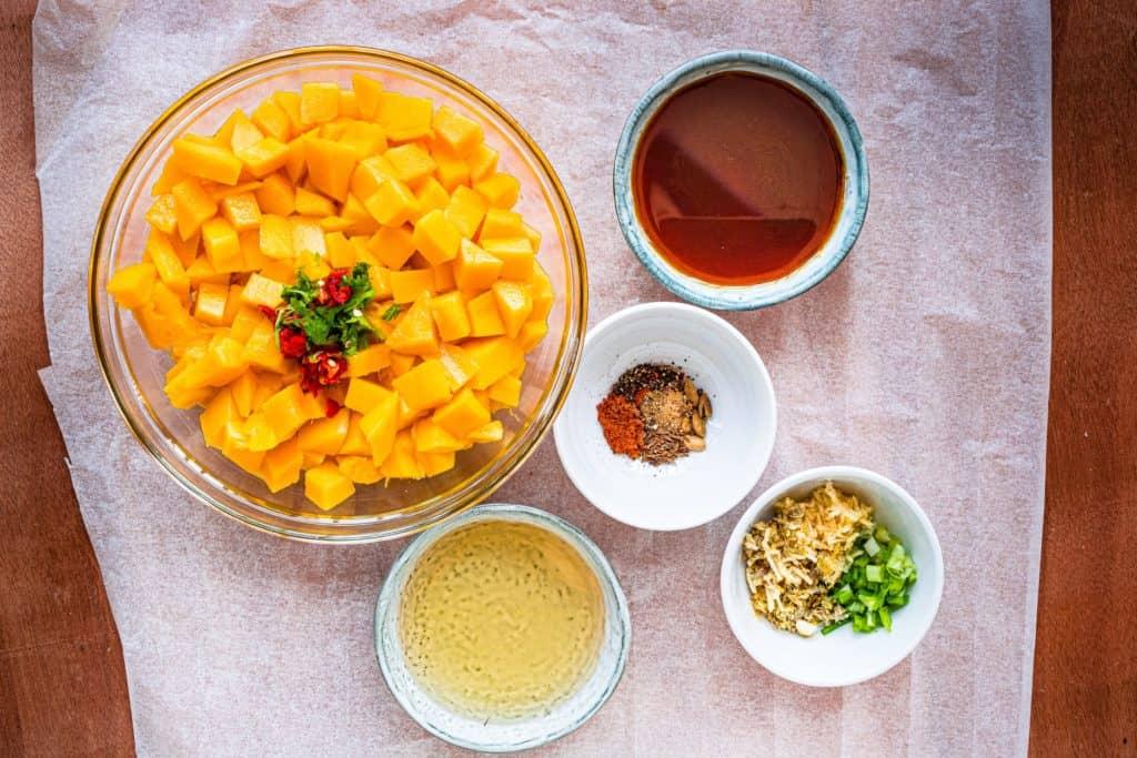 instant pot mango chutney