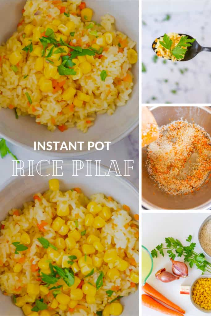 vegetable rice pilaf recipe