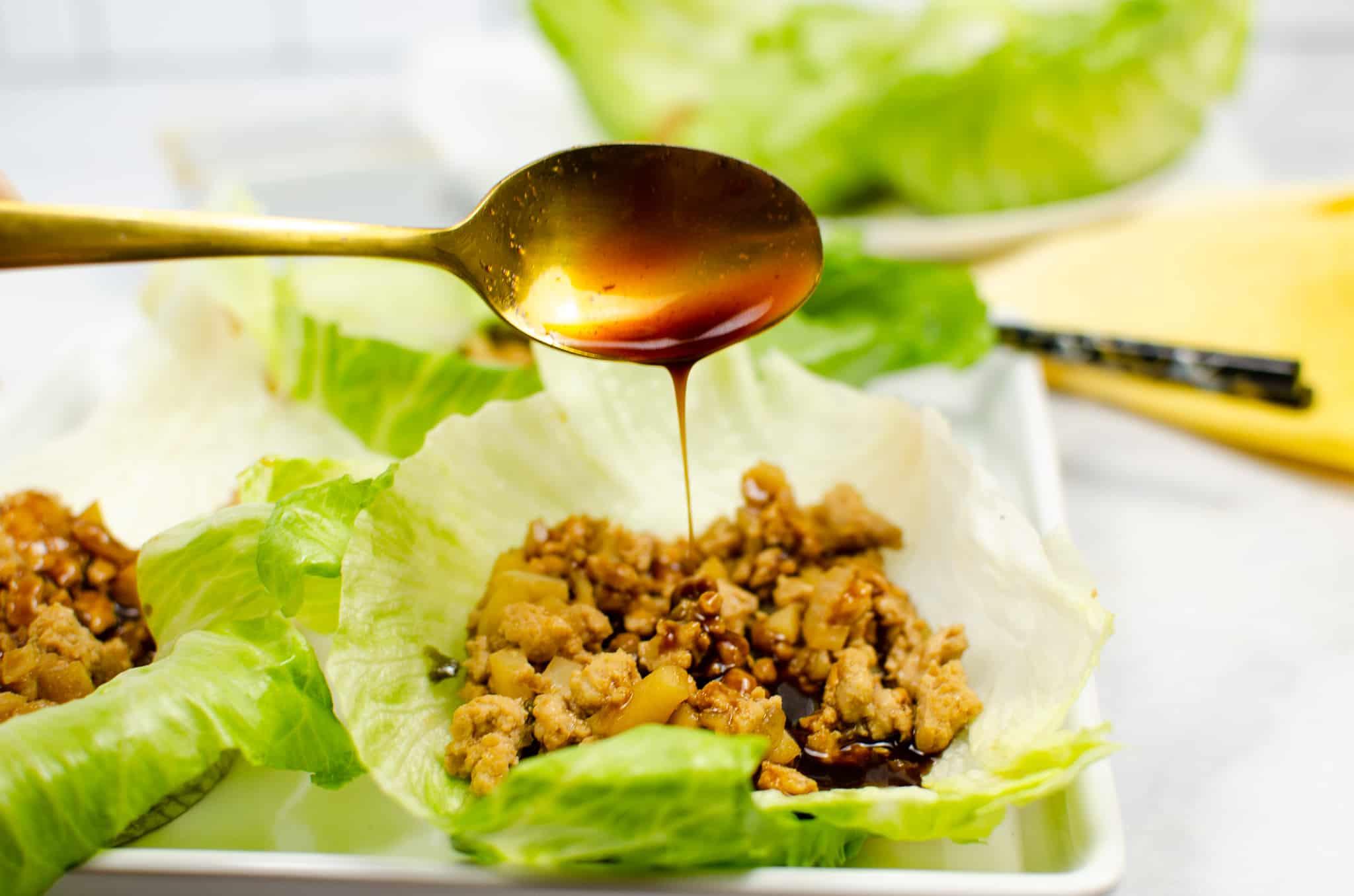 Instant Pot PF Chang's Lettuce Wraps