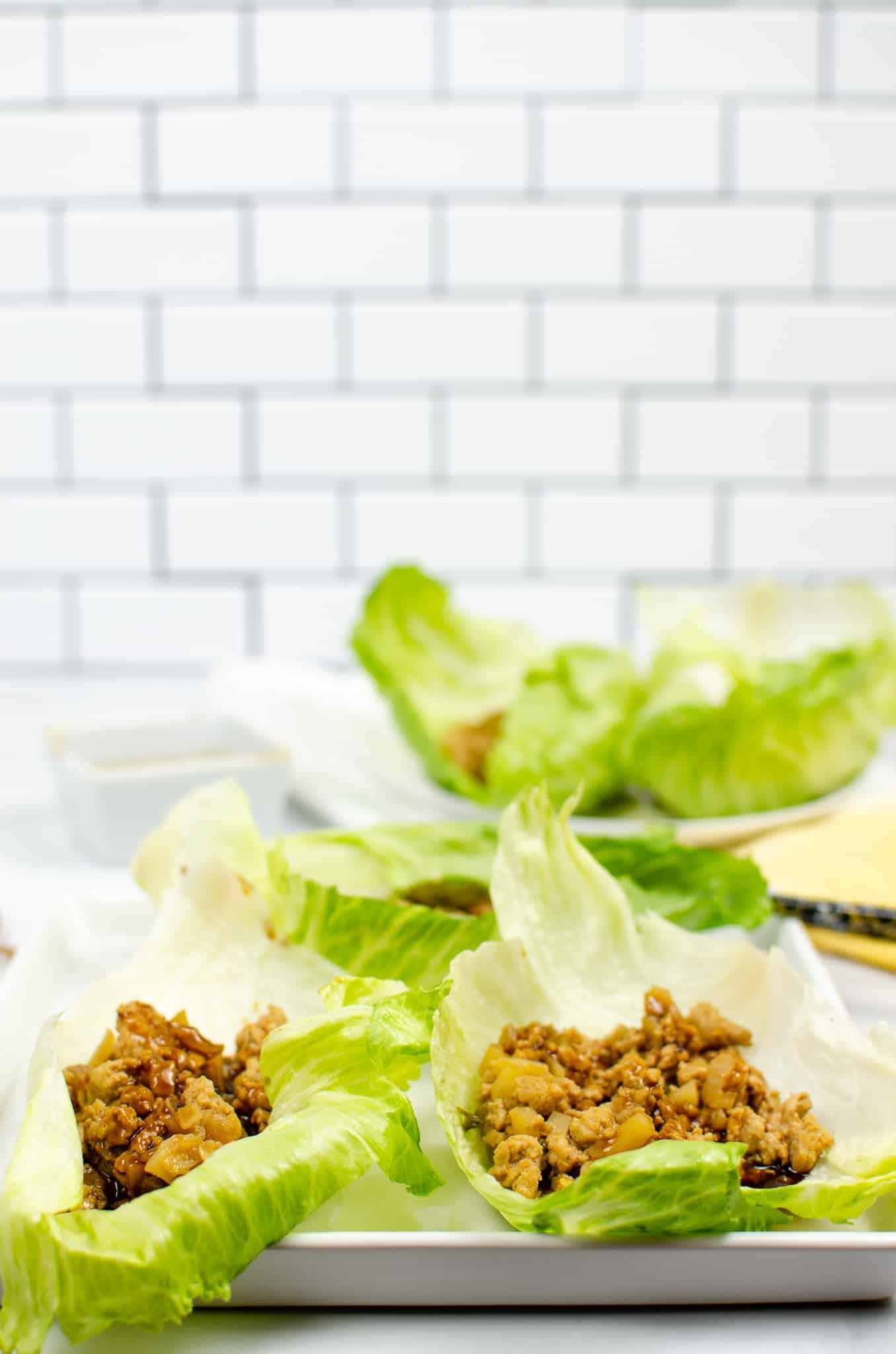 pf changes instant pot lettuce wraps