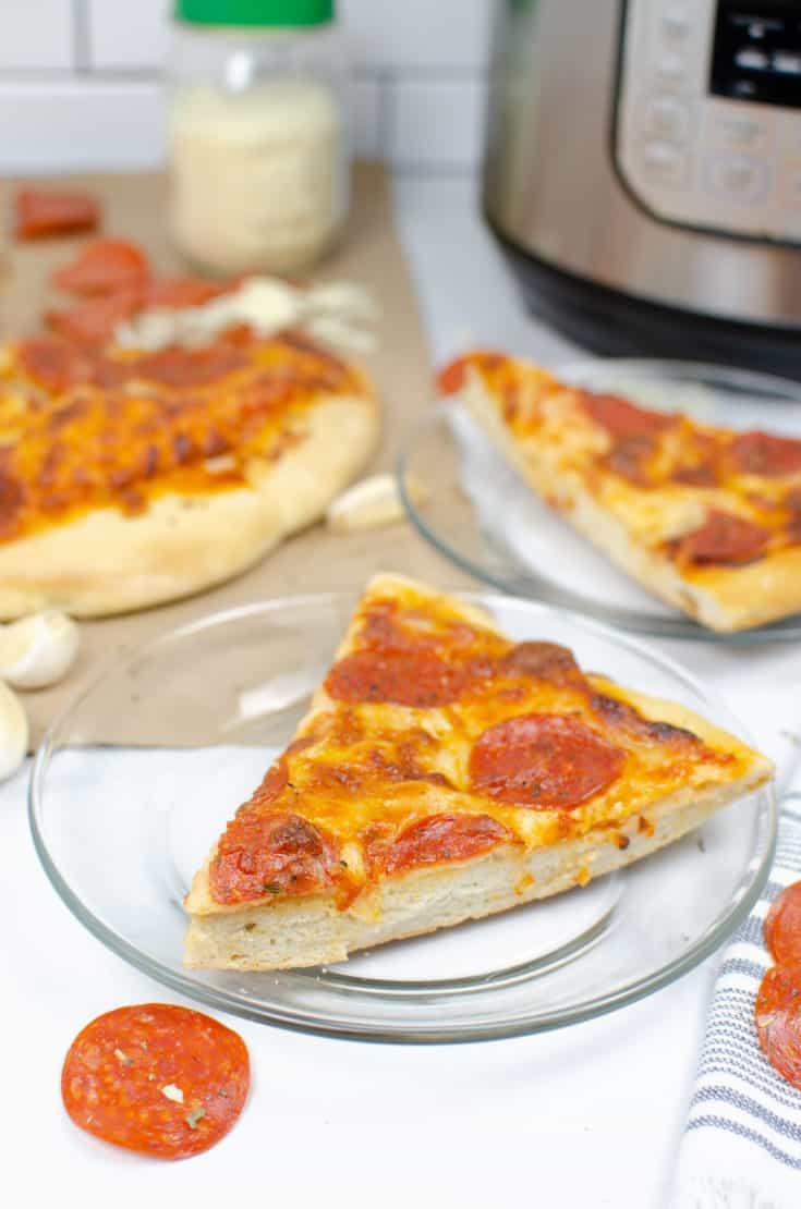 Instant Pot Pizza Dough