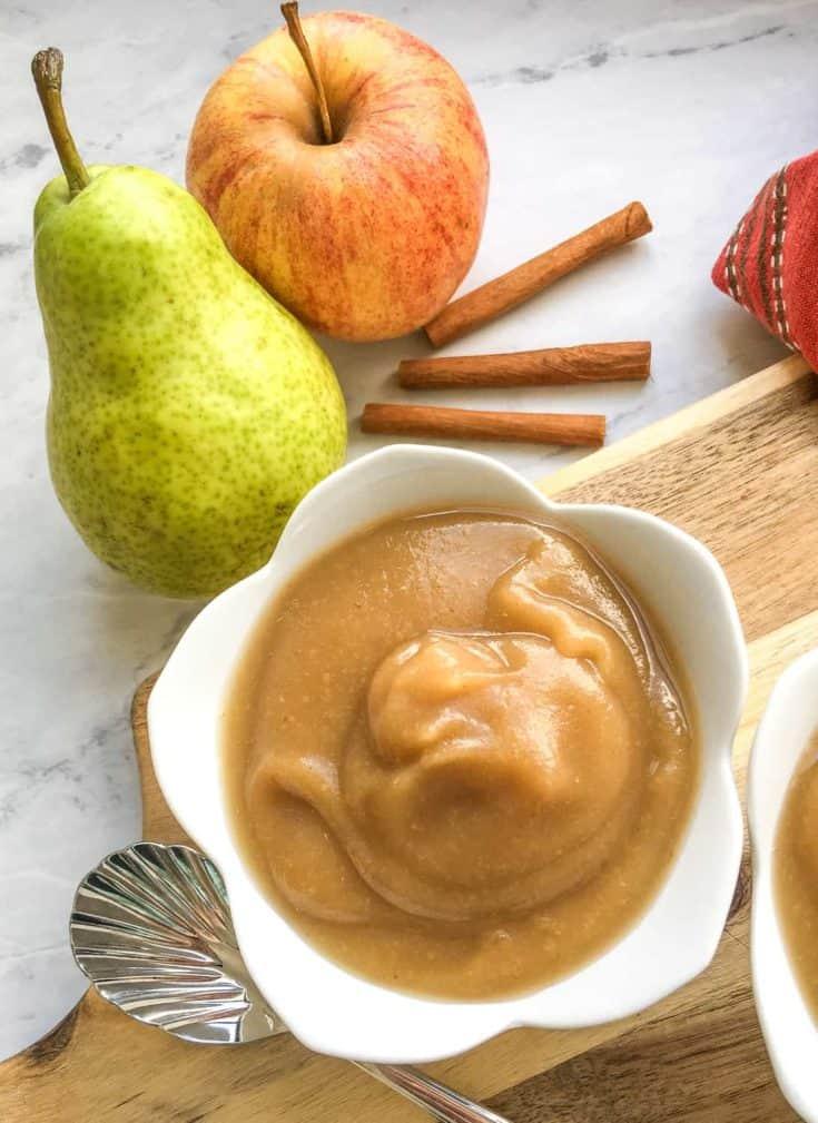 applesauce in instant pot