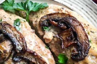 chicken marsala instant pot