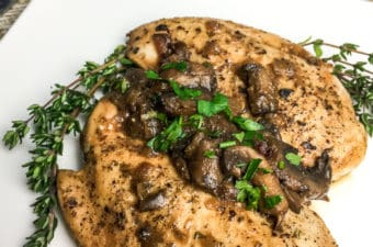 instant pot italian chicken breast