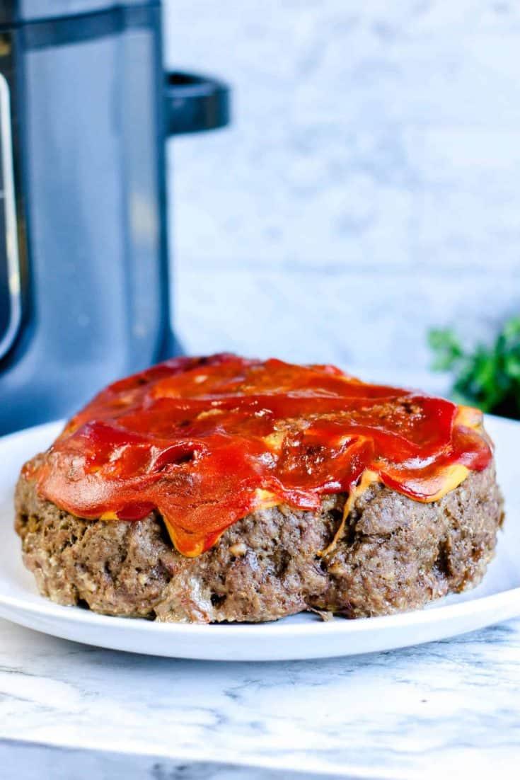 Ninja Foodi Meatloaf Recipe
