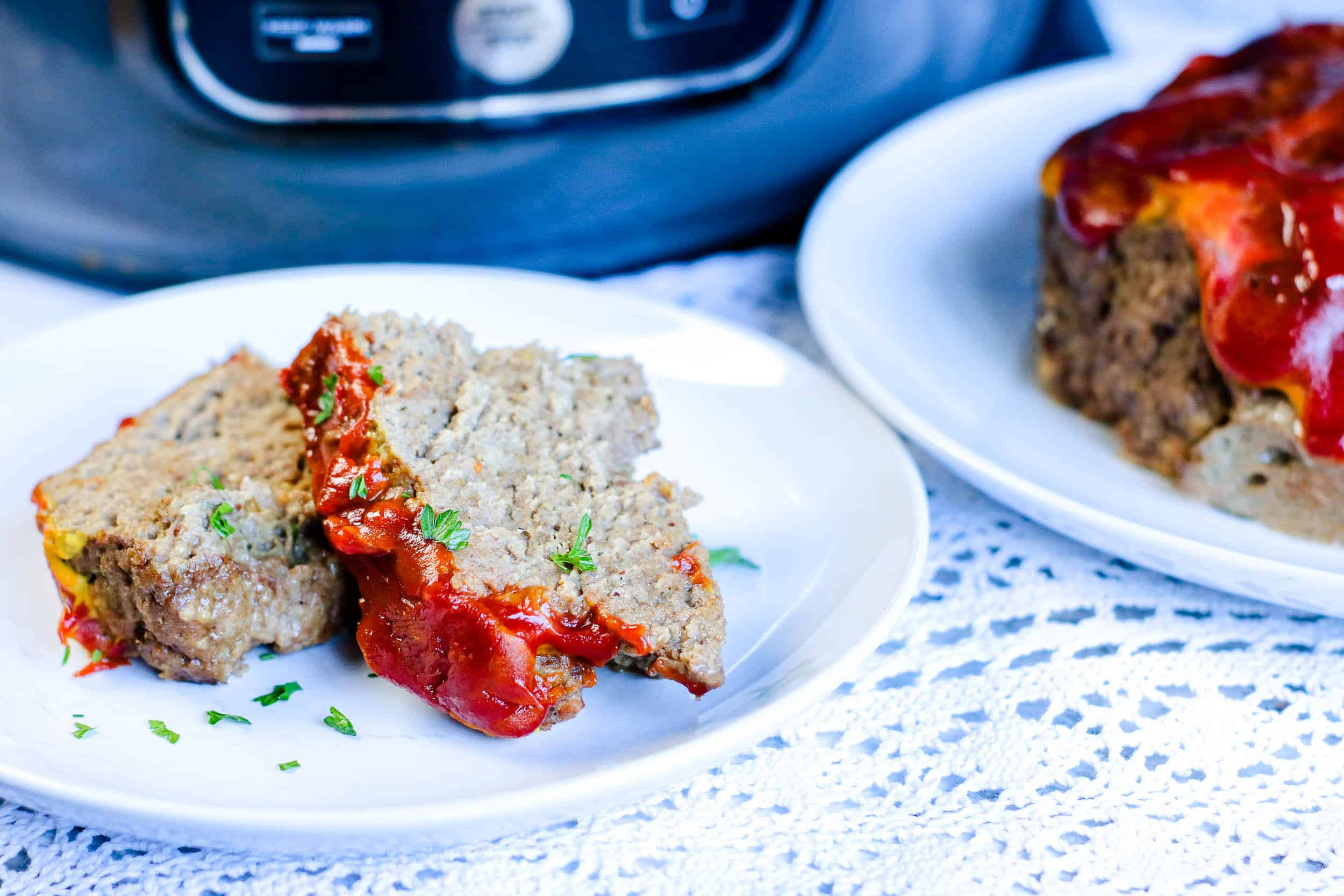 Meatloaf In Ninja Foodi Best Ninja Foodi Recipes A Pressure Cooker