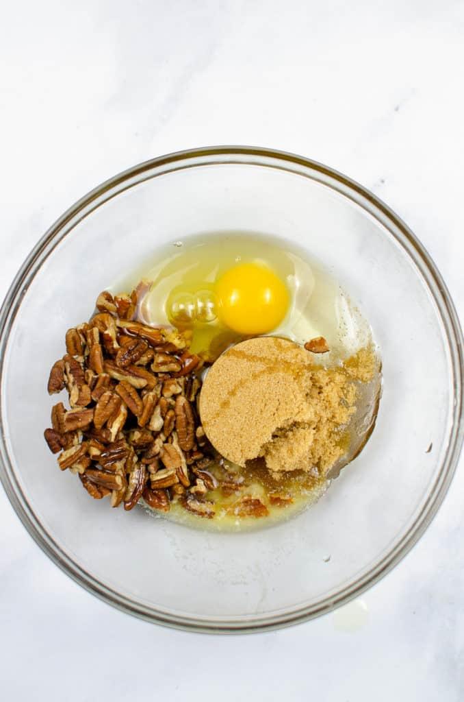 pecan pie topping ingredients