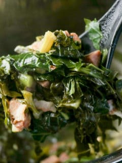 collard greens in instant pot