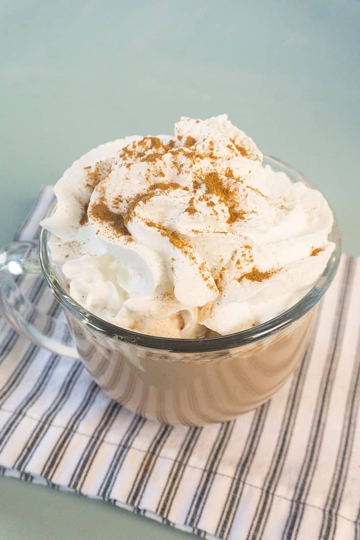 Homemade Hot Chocolate - Instant Pot Recipe
