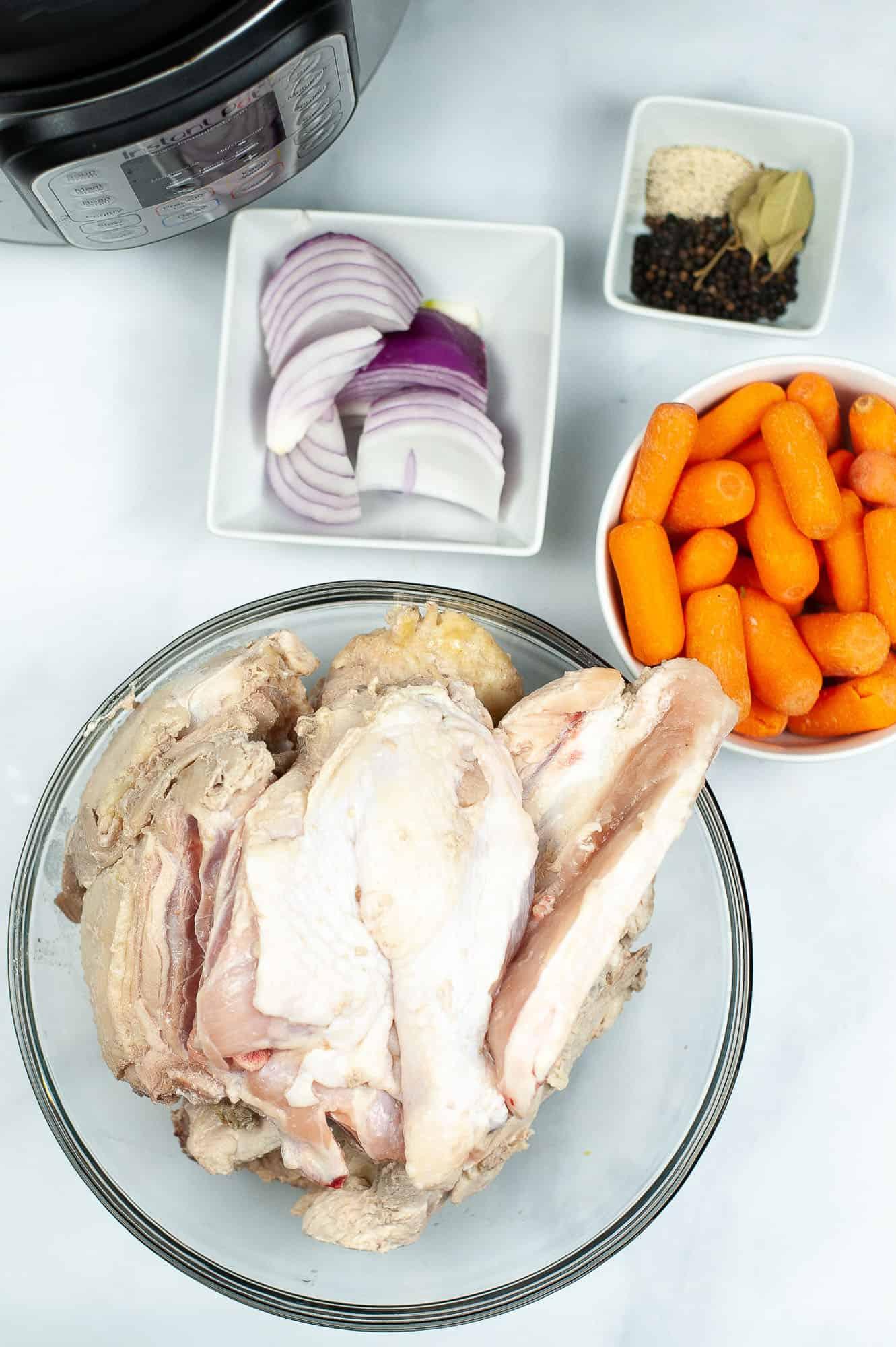 chicken stock ingredients