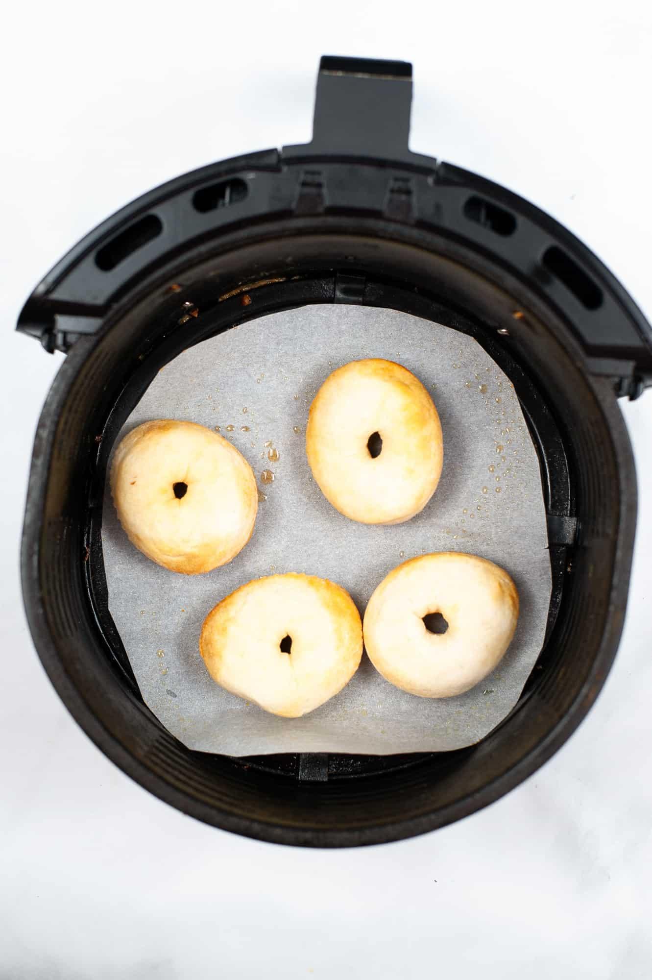 donuts in air fryer