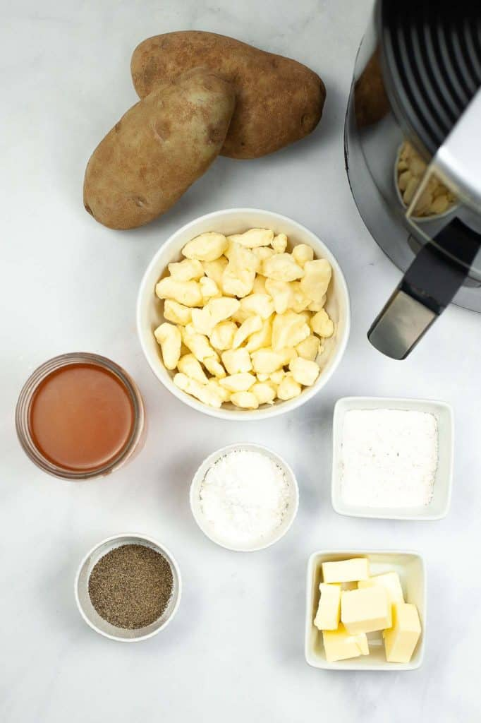 gravy fries ingredients