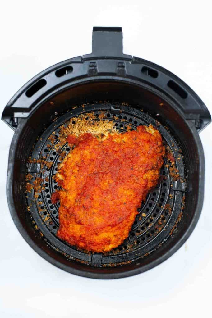 chicken parmesan in air fryer